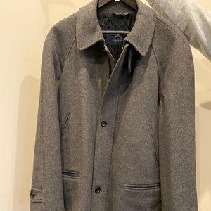 Extra large Burberry winter coat